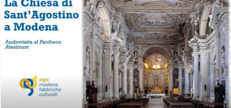 La chiesa di Sant'Agostino a Modena