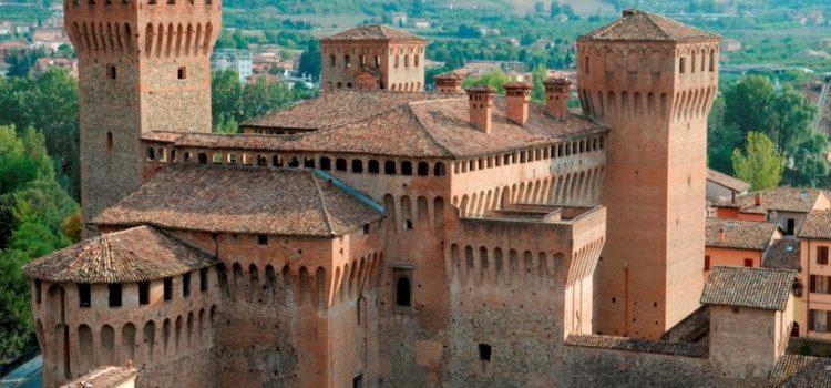 Allestimento museale della Rocca dei Contrari a Vignola (MO)